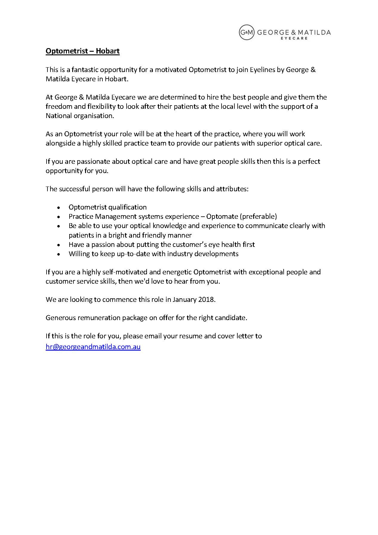 Gp Sales Representative Cover Letter